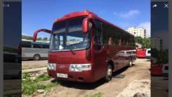 Hyundai Aero Town. Отличный автобус, 6 500 куб. см., 33 места