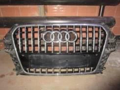 Решетка радиатора. Audi Q3, 8UB Двигатели: CHPB, CPSA, CCZC, CLLB