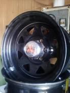 """Ikon Wheels. x16"""", 6x139.70, ET-15, ЦО 108,0мм."""
