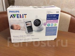 Видеоняня Philips Avent цифровая