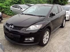 Капот. Mazda CX-7, ER, ER3P Двигатели: L3VDT, MZRCD, R2AA, MZR, DISI, L5VE