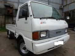 Mazda Bongo Brawny. 4WD, Полная пошлина, Один хозяин. Длинный кузов 3м10., 2 200 куб. см., 1 500 кг.