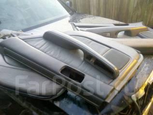 Обшивка двери. Toyota Celsior, UCF11. Под заказ