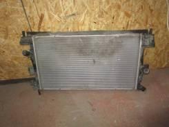Радиатор охлаждения двигателя. Ford Focus
