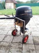 Yamaha. 15,00л.с., 4-тактный, бензиновый, нога S (381 мм), Год: 2005 год