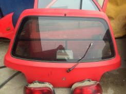 Дверь багажника. Daihatsu Charade, G200S Двигатель HCE