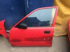 Дверь боковая. Daihatsu Charade, G200S Двигатель HCE