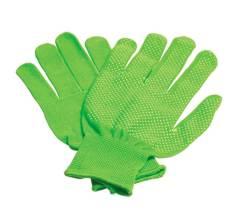Перчатки нейлоновые.