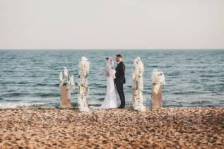 Свадебное оформление от свадебной студии Принцессы Клементинки