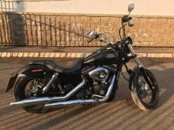 Harley-Davidson Dyna Street Bob FXDB. 1 585 куб. см., исправен, птс, с пробегом