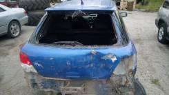 Дверь багажника. Subaru Impreza, GG2