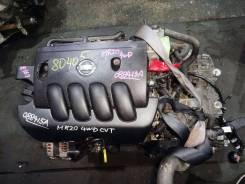 Двигатель в сборе. Nissan: Murano, Bluebird Sylphy, Lafesta, Serena, X-Trail, Clipper, Primera, Qashqai+2, Dualis, GT-R, Qashqai Двигатель MR20DE. Под...