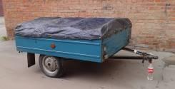 ММЗ-81021. Продам б/у прицеп для легкового авто, 500 кг.