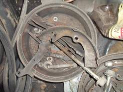 Механизм стояночного тормоза. Nissan Prairie Двигатель CA20S