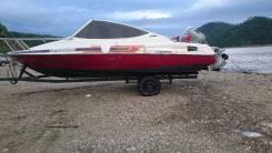 Bayliner. Год: 1994 год, длина 6,00м., двигатель подвесной, 225,00л.с., бензин