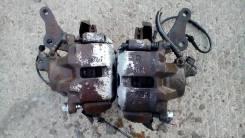 Суппорт тормозной. Mitsubishi: Colt, Dingo, Libero, Colt Plus, Lancer Cedia, Lancer, Mirage Двигатель 4G15