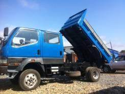 Mitsubishi Canter. Mitsubishi-Canter, самосвал,4WD, мостовой., 4 600 куб. см., 3 000 кг.