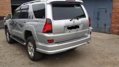 Губа. Toyota Hilux Surf