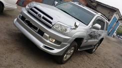 Обвес кузова аэродинамический. Toyota Hilux Surf, TRN215W, TRN215, VZN215, RZN215W, KDN215W, VZN215W, KDN215, GRN215, RZN215, GRN215W, RZN210W, VZN210...