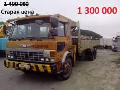 Hino. Продам бортовой с манипулятором 17 000 куб. см., 10 000 кг., 17 000 куб. см., 10 000 кг.