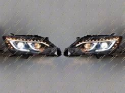 Тюнинг фары Camry 50, 55 стиль Mercedes (Камри) с 2014г. -