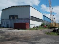 Производственная база в Уссурийске. 12 830 кв.м., собственность, электричество, вода, от частного лица (собственник)