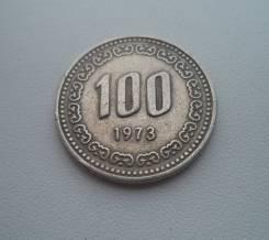 Южная Корея, 100 вон 1973. Под заказ