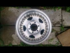 Centerline Wheels. 9.5x16, 6x139.70, ET-15