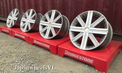 M'z SPEED. 7.5x18, 5x100.00, 5x114.30, ET48, ЦО 72,4 мм.