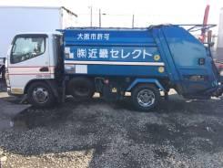 Mitsubishi Canter. Мусоровоз, 5 200 куб. см.