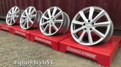 Bridgestone. 7.0x18, 5x114.30, ET55, ЦО 72,7мм.