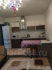 2-комнатная, улица Бабкина (пос. Береговой). Врангель, частное лицо, 51 кв.м. Кухня