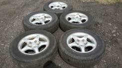 """Колеса Goodyear. x15"""" 5x114.30 ET35 ЦО 65,1мм."""