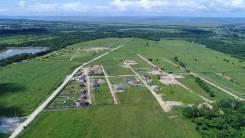 Участок в строящемся поселке. 676 кв.м., собственность, электричество, вода, от частного лица (собственник)