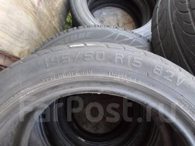 GT Radial Champiro 50. Летние, износ: 50%, 2 шт