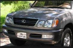 Габаритный огонь. Lexus