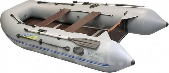 Адмирал. 2018 год год, длина 3,30м., двигатель подвесной