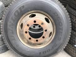 Dunlop Dectes SP001. Зимние, без шипов, 2014 год, износ: 5%, 2 шт