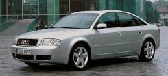Линза фары. Audi A6, C5