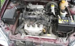 Шланг вентиляции картер. газов Chevrolet Lanos