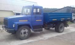 ГАЗ 3309. ГАЗ-3309 Самосвал, 4 700 куб. см., 5 000 кг.