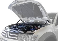 Амортизаторы капота, 2 шт. Mitsubishi Pajero Sport