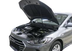 Амортизаторы капота, 2 шт. Hyundai Solaris