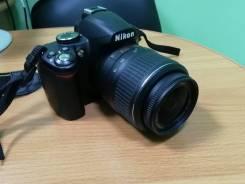 Nikon D3000 Kit. 10 - 14.9 Мп, зум: 3х
