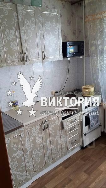 1-комнатная, улица Ульяновская 11. комсомольская, агентство, 37 кв.м. Кухня