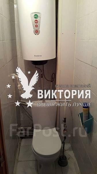 1-комнатная, улица Ульяновская 11. комсомольская, агентство, 37 кв.м. Сан. узел