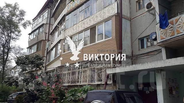 1-комнатная, улица Ульяновская 11. комсомольская, агентство, 37 кв.м. Дом снаружи