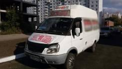 ГАЗ 322133. Продается Газ 322133, 2 400 куб. см., 13 мест
