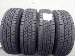 Bridgestone Blizzak VL1. Зимние, без шипов, 2013 год, без износа, 4 шт