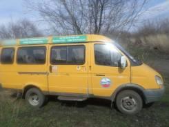 ГАЗ Газель Пассажирская. Пассажирская газель, 2 700 куб. см., 13 мест